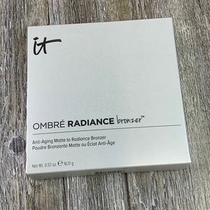 NWT it Cosmetics Ombré Radiance Bronzer